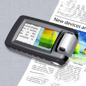 QuickLook Zoom Portable Video Magnifier