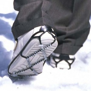 YakTrax Walker Traction Cleats for Snow & Ice