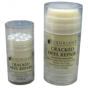 Luxuriant Cracked Heel Repair