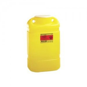 Medical Action Industries Chemotherapy Sharps Container