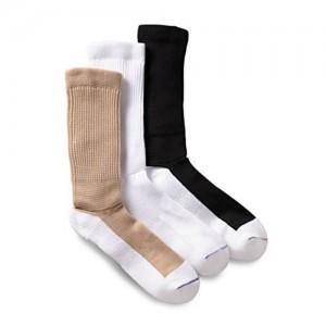 Euros Rx Diabetic Crew Socks