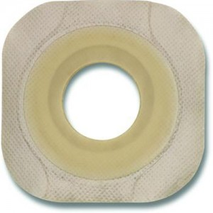 New Image Pre-sized Flextend Skin Barrier with Floating Flange & Tape