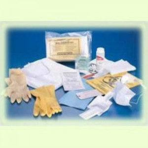 Healthcare Safety S Chemotherapy Spill Kit with Gown