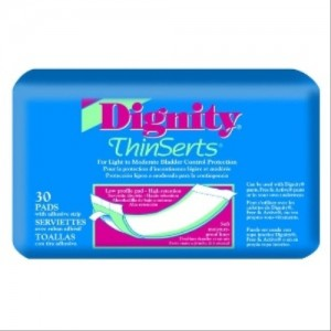 Dignity ThinSerts Liners by Humanicare