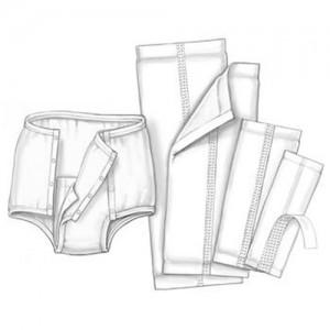 Kendall Surecare Undergarment Brief Liner