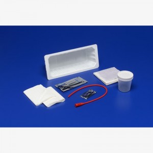 Kendall  KenGuard  Urethral Catheter Tray - Sterile