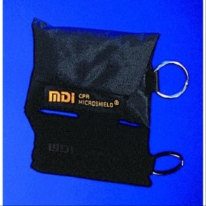Medical Devices CPR MICROKEY Mouth Barrier