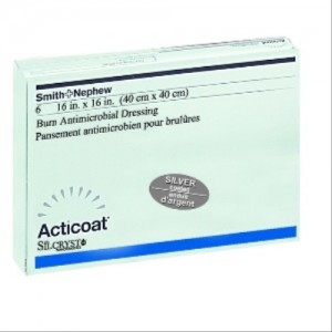 Smith & Nephew Acticoat Burn Dressing