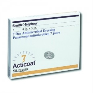 Smith & Nephew  Acticoat  7 Antimicrobial Dressing
