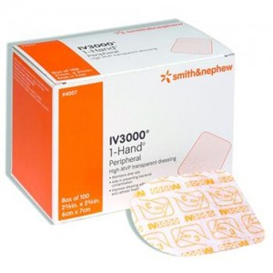 Smith & Nephew OpSite  IV 3000 Dressing