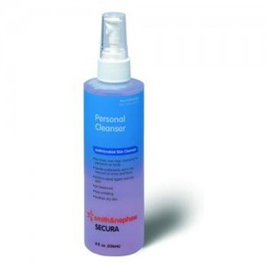 Smith & Nephew  Secura  Personal Cleanser