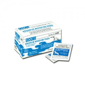 Urocare Adhesive Remover Wipe with Citrus Scent