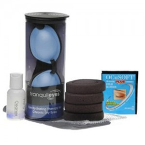 TranquilEyes Chronic Dry Eye Hydrating Therapy Kit
