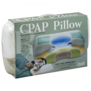 Contour CPAP Multi-Mask Sleep Aid Pillow
