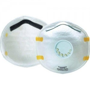 N95 Particulate Respirator Mask W/ Exhalation Valve