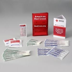 Red Cross Mini First Aid Kit