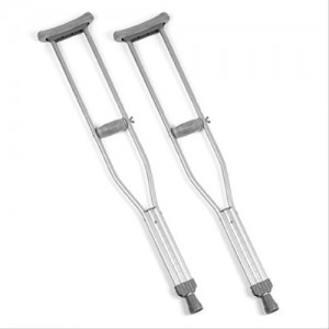 Invacare Quick Change Aluminum Crutches
