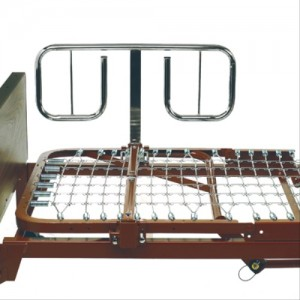 Invacare Half Length Rails for Bariatric Hospital Bed