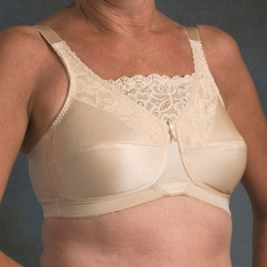Nearly Me Lace Cami Mastectomy Bra 660