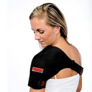 Venture Heat At-Home FIR Infrared Heated Shoulder Wrap