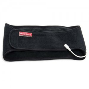 Venture Heat At-Home FIR Infrared Heated Back Wrap