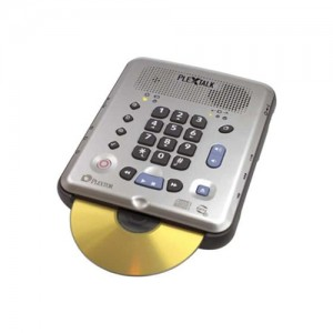 Plextalk PTR2 Digital DAISY Player and Recorder