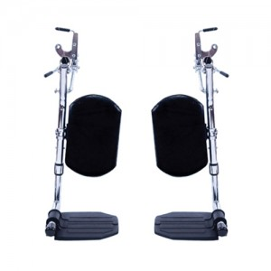 Invacare Footplate Legrest for Standard Wheelchair