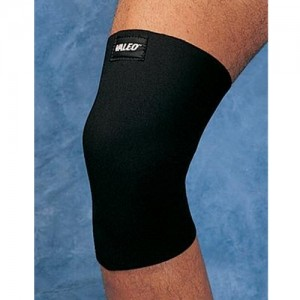 Valeo  Vented Neoprene Knee Support With Open Patella