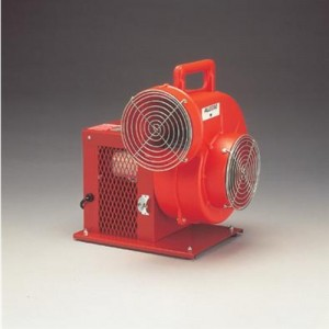 Allegro  Industries High Output Centrifugal 3/4HP Electric Blower