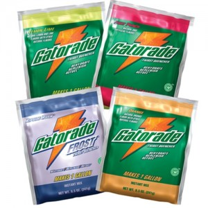 Gatorade Instant Powder Packs