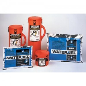 "Water-Jel 36"" X 30"" Sterile Burn Wrap In Canister"