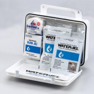 Water-Jel  Industrial/Welding Burn Kit