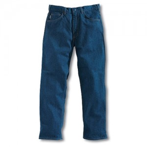 Carhartt  Blue Flame Resistant Relaxed Fit Jean