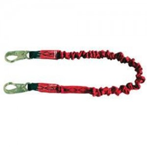 MSA 6' FP Diamond  Expanyard Expanding Lanyard With Twin Legs