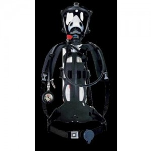 Survivair Cougar  30-Minute Hooded Self Contained Breathing Apparatus