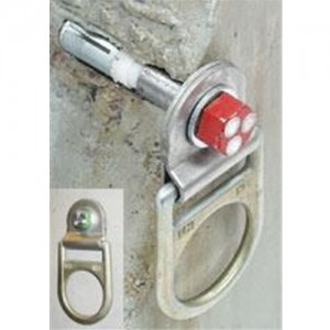 DBI/SALA Concrete D-Ring With Bolt