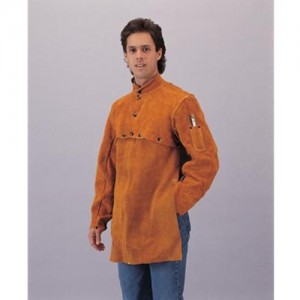 Radnor  Import Leather Cape Sleeve