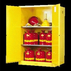 Justrite  Sure-Grip  EX Safety Cabinet For Flammables