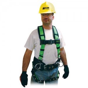 Miller Contractor Style Harness