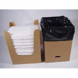 Sorbent Products Oil Plus DnD Dispense-n-Dispose System