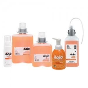 GOJO Antibacterial Luxury Foam Handwash
