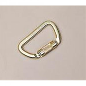 DBI/SALA 3/4 Saflok Self-Closing/Locking Steel Carabiner