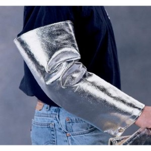 National Safety Apparel 18 Aluminized Norbest 913 Sleeves