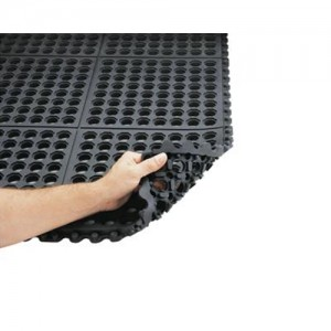 Superior Notrax  Cushion-Ease  Wet Dry Area Anti-Fatigue Floor Mat