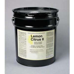 Abatement Technologies  55 Gallon Drum Lemon Citrus II Mastic Remover