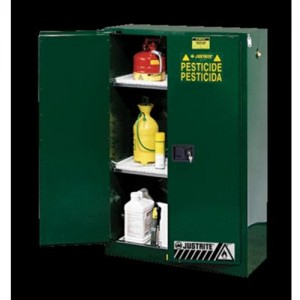 Justrite  Sure-Grip  EX Safety Cabinet For Pesticides
