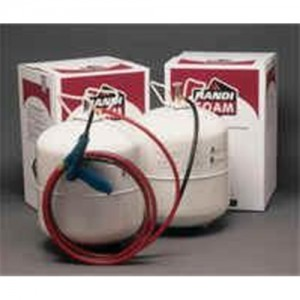 Fomo Products Handi-Foam  2 Component 1.75 Density Foam Sealant Kit