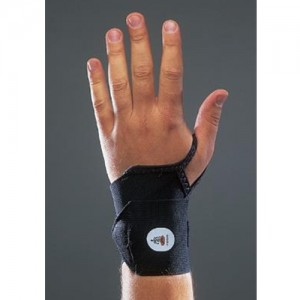 Ergodyne  420 Elastic Wrist Wrap With Thumb Loop