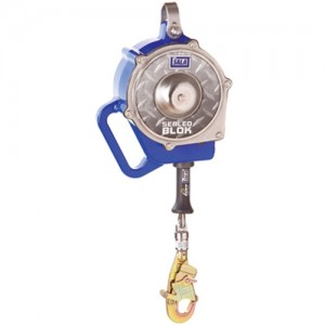 DBI/SALA 30' Sealed Blok Self Retracting Lifeline With Steel Cable