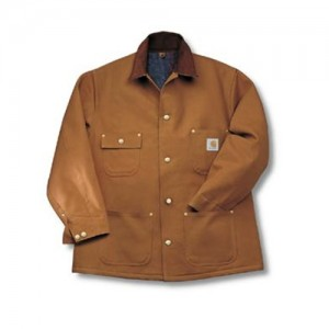 Carhartt  Blanket Lined 12 Ounce Cotton Duck Chore Coat